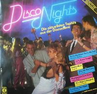 Cover  - Disco Nights [1985]